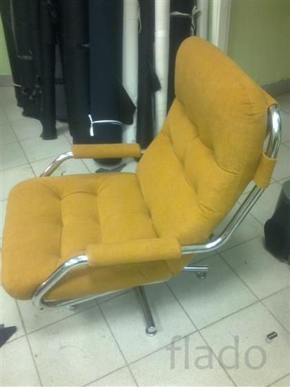 Перетяжка кресел, стульев, офисной мебели