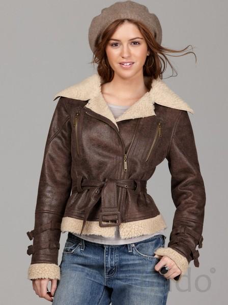Куртка из искусственной кожи JOU JOU®