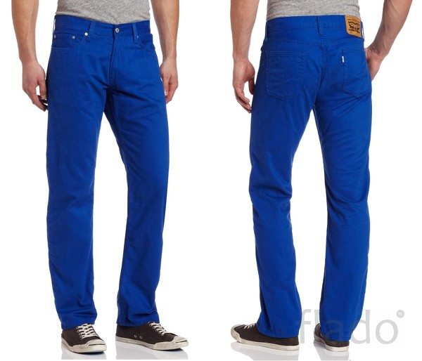 Levi's® 514™ Slim Straight Twill - джинсы (005140446)