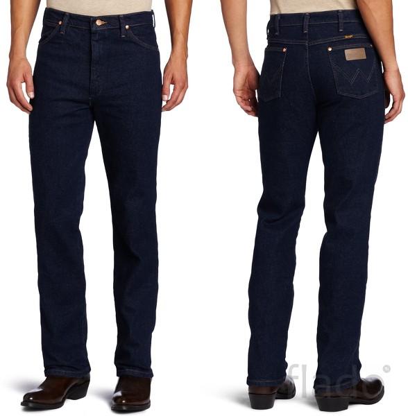 Wrangler® Stretch Slim - джинсы (WRG0937STR)