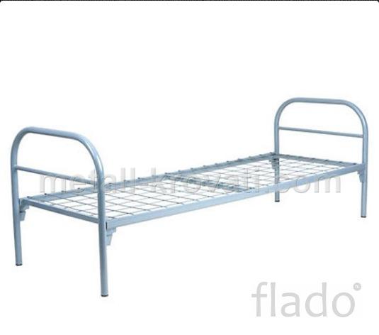 Кровати металлические армейские, кровати для госпиталей, строителей