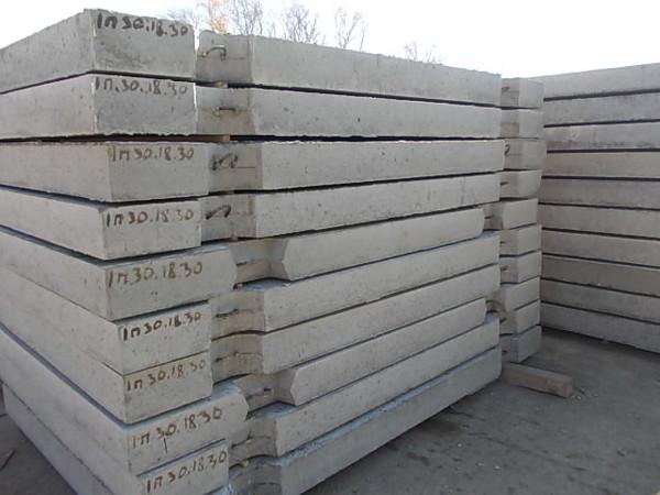 Плита дорожная 1П30-18-30 Производство жби изделий