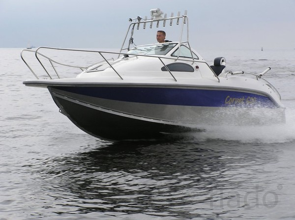Продаем катер (лодку) Корвет 600 WA