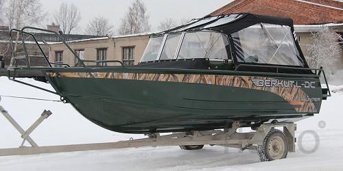 Продаем катер (лодку) Berkut L-DC