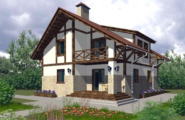 Строим каркасные дома в Пензе для вас