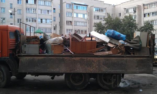 Вывоз мебели,быт.техники и др.ненужных вещей