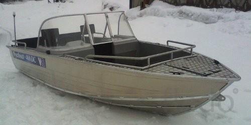 Продаем лодку (катер) Wyatboat 490 DCM
