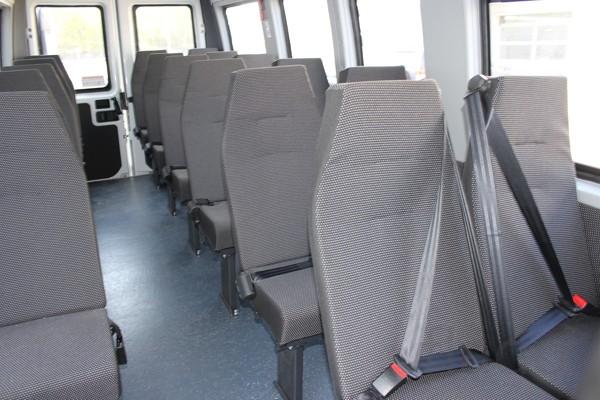 Сидения в микроавтобус
