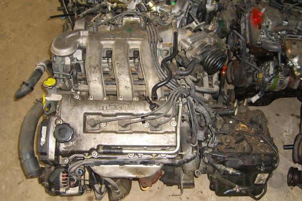 Двигатель KF для MAZDA