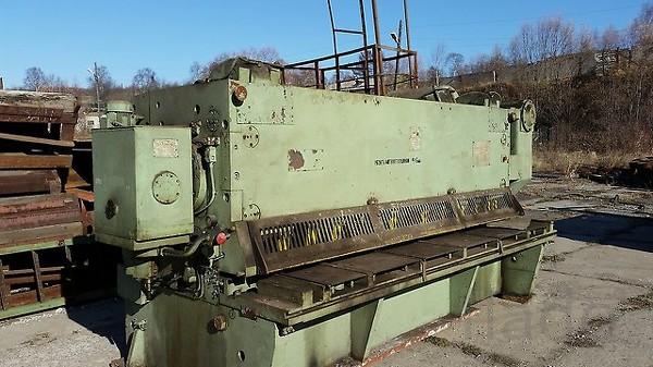 Гильотина НА 3222Ф1 16х3150 продам, Владивосток