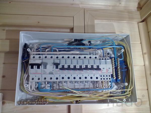 Услуги электрика в Александровском районе