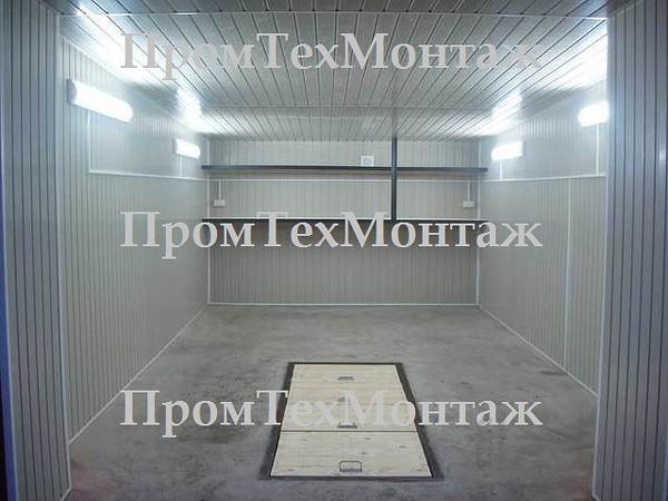 Сборные гаражи из металлоконструкций, модульные здания, контейнера