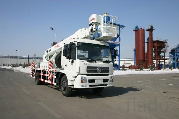 Услуги агп. автовышек 15-42 метр