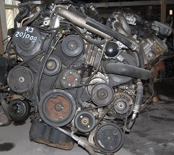 Двигатель KJ для MAZDA