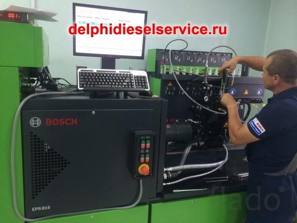 Ремонт насос форсунок дизеля Scania P, R, T, HPI, XPI