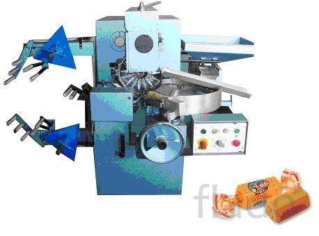 EU-8  Nagema заверточная машина для конфет