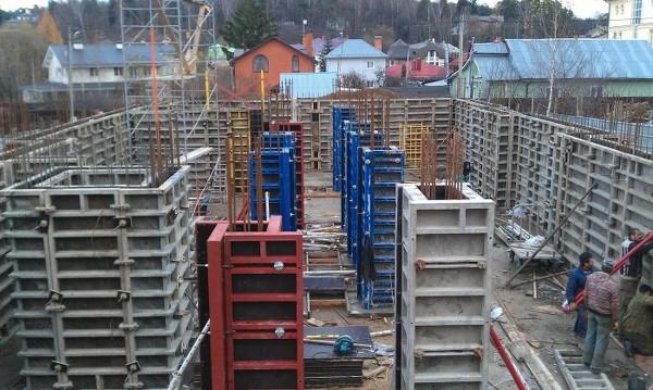 Аренда и продажа опалубки для монолитного строительства