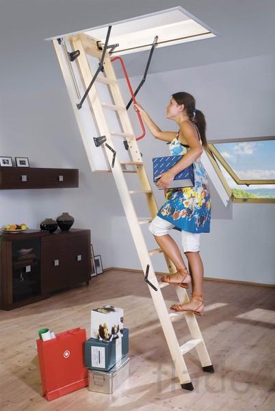 Продам складные чердачные лестници Fakro, Velux