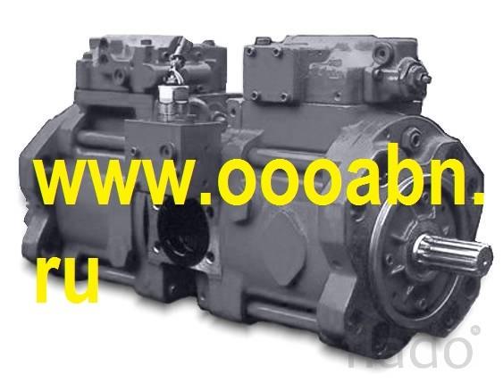 Гидравлические насосы Kawasaki K3V140/63/112/140/180/280