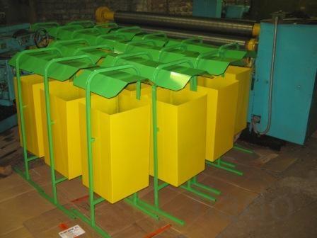 МАФ, урны,  контейнеры ТБО, баки под мусор