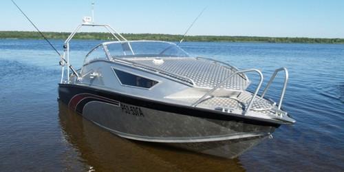 Продаем катер (лодку) Tuna 600 Cruiser