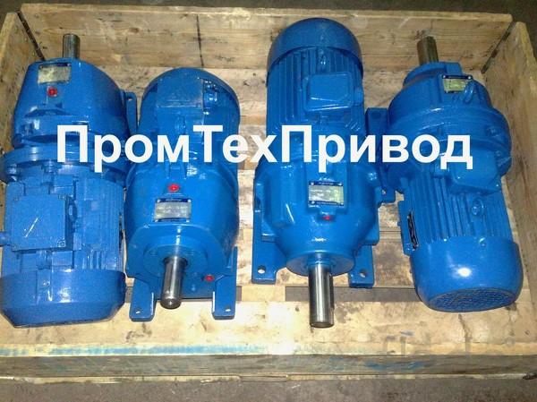 Мотор редукторы 3МП-31,5, 3МП-40, 3МП-50 производство