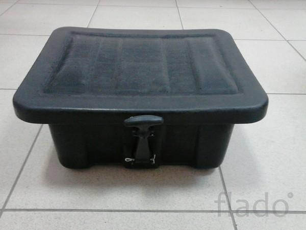 Контейнер (ящик) для дренажной ловушки (песка)