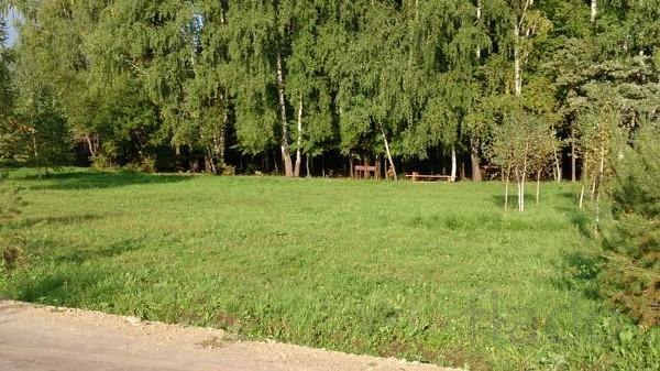 Земля 9 соток Талдомский район 90 км. от Москвы по Дмитровскому шоссе.