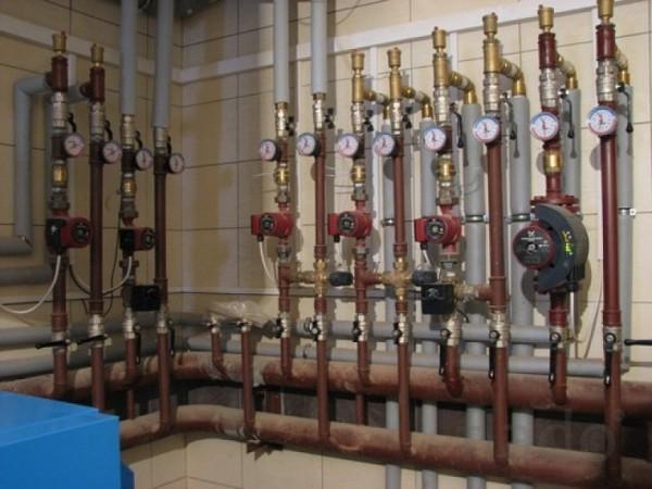 Основные виды работ, по монтажу системы водоснабжения