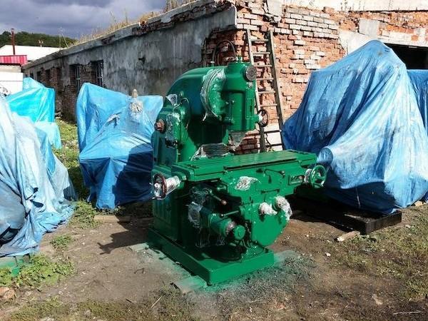 Вертикально фрезерный станок 6М12П, 6Р12, 6Н11, 6Р10 и др. продам во