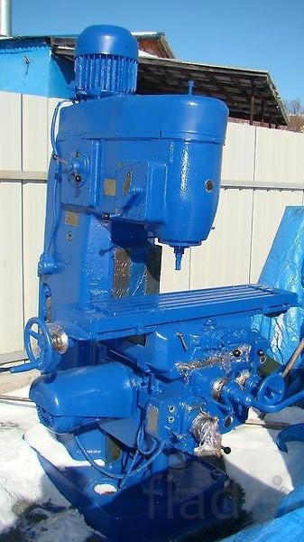 Фрезерный станок 6М12П, 6Р10, 6Р81, 6М82, 6Р83, 675 и др продам во Вл