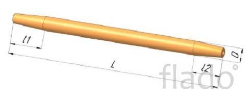 ШТАНГА БУРОВАЯ КРУГЛАЯ R - 32, L - 3,1m - 3,3m - 3,5m - 5,0m