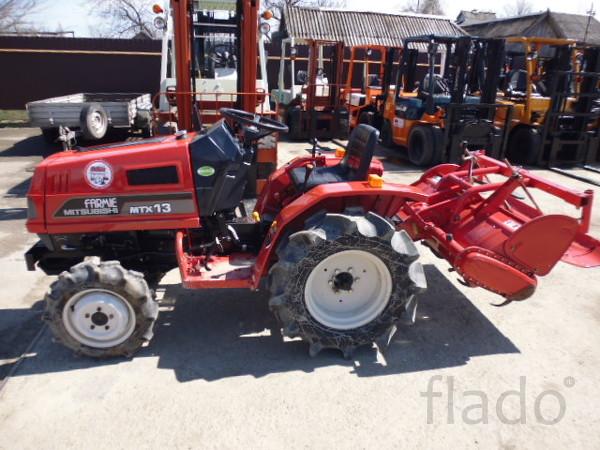 Мини-трактор MITSUBISHI MTX13D