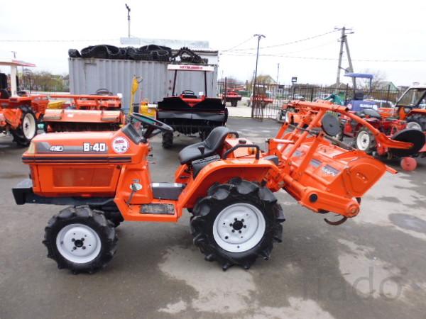 Мини-трактор Kubota