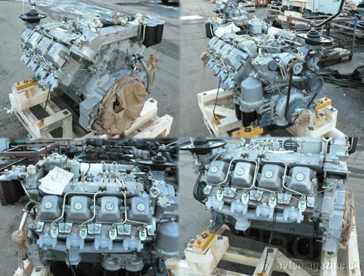 Продам новый двигатель ЯМЗ, КамАЗ.