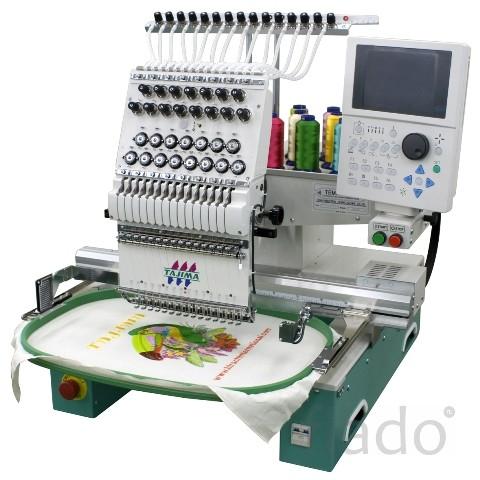 Вышивальная машина Tajima