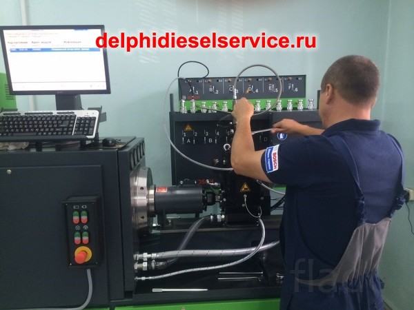 Ремонт форсунок Scania (скания) P, R, T, HPI, XPI
