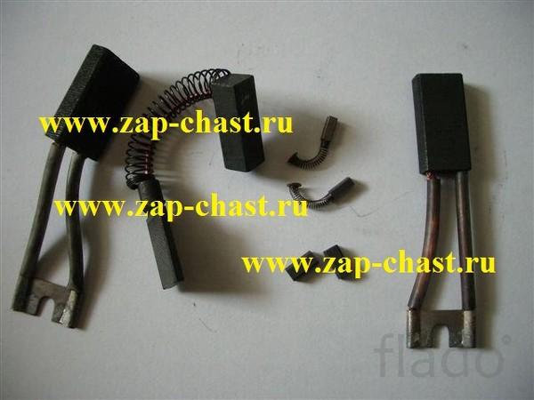 Графитовые щетки для болгарских двигателей 8х20х32 мм