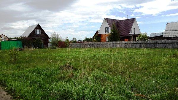 Продается участок для строительства дома
