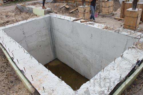 Погреба монолитные бетонные под ключ от производителя