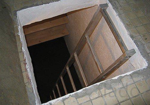 Погреб строительство под ключ