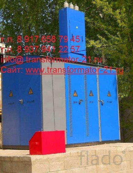 6 Подстанция(ктп), трансформатор(тм, тмг, тмф, тмз)