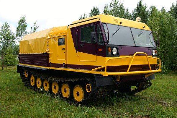 вездеход ЧЕТРА ТМ -130/ТМ -120