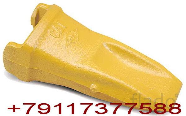 Коронка 232-2111 (286-2112, К110) для ковшей экскаваторов и погрузчико