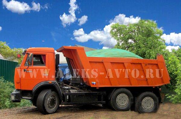 Доставка песка, щебня, гравия в Смоленск
