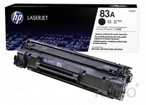 Заправка и перезаправка картриджей CF283A (250 руб)