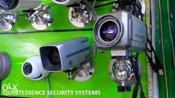 """Системы видеонаблюдения и пожарной сигнализации""""под ключ"""""""
