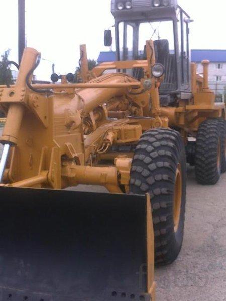 Тяжелый Автогрейдер, грейдер ДЗ-98В ЧСДМ