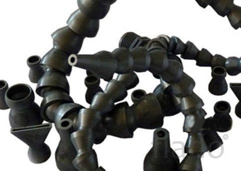 Система гибких модульных трубок для подачи сож