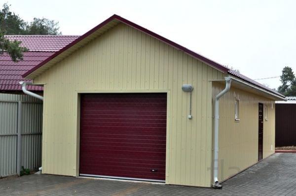 Ремонт гаражей. Строительство гаража